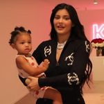 The Way Kylie Jenner Woke Up Her Daughter From A Nap Has Become A Hilarious