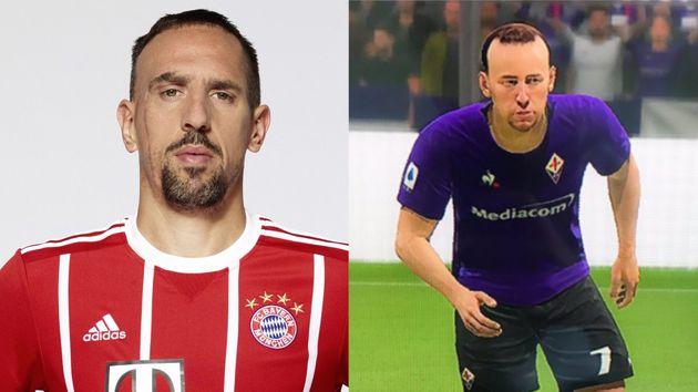 Franck Ribéry a quitté le Bayern Munich en mai 2019 pour rejoindre la