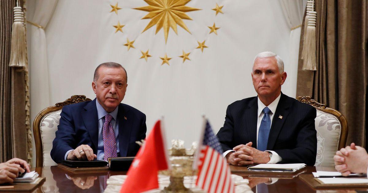 EEUU confirma un acuerdo con Turquía para un alto el fuego en su ofensiva contra las fuerzas kurdas en Siria