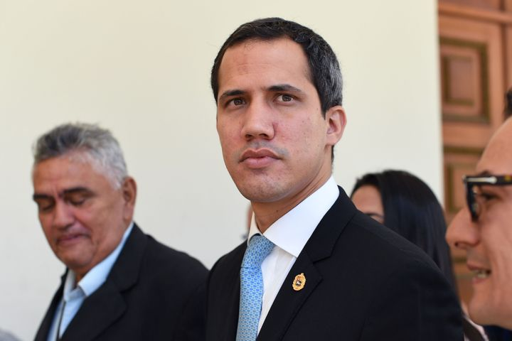 More than 50 countries have recognized Venezuela's opposition leader Juan Guaido as the country's president.