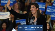 Ehemalige Sanders Surrogat Lucy Flores Befürwortet Elizabeth Warren