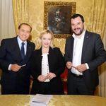 Centrodestra, anche in Umbria costretti a stare