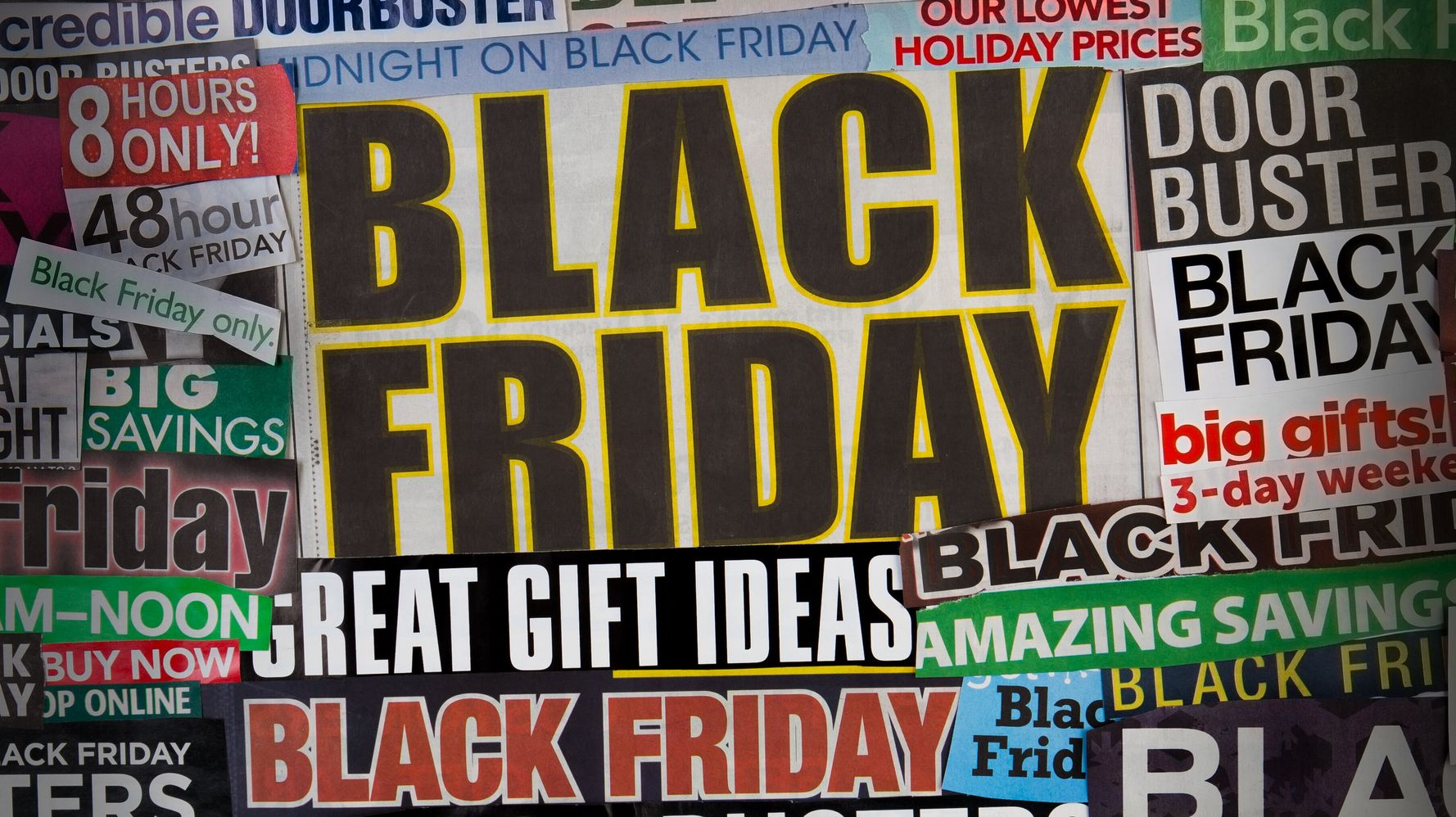 Westlake Legal Group 5da8c90b2100004c13ad31fc 9 Ways Retailers Trick You Into Spending Money On Black Friday