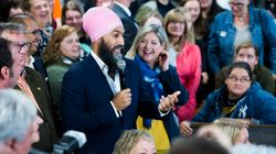 Singh Defends Health-Care Pledges That Wade Into Provincial