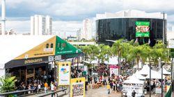 Festival reúne aulas de gastronomia, feira e degustações no Memorial da América Latina, em