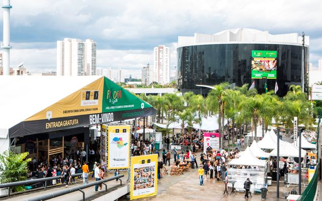 Festival Mesa SP acontece no Memorial da América