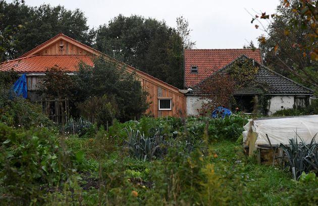 Le locataire de la ferme, un Autrichien de 58 ans identifié par les médias comme Josef...