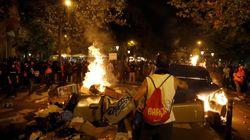Los disturbios en Barcelona han causado daños por el valor de 2,7 millones de