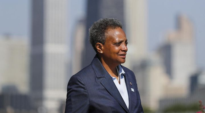 Mayor Lori Lightfoot has been criticized over the zoning regulations connected to new recreational marijuana law.<br>s