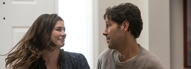 Aisling Bea and Paul Rudd star in