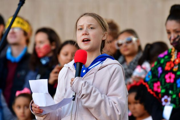 Alberta Convoy Plans To Protest Climate Rally With Greta Thunberg