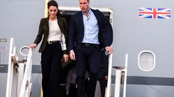 Prince William And Kate Middleton's Plane Forced To Abort Landing