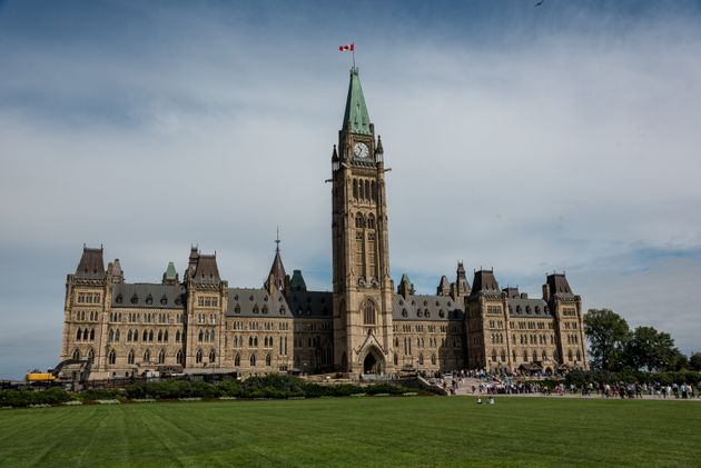 Tory, Liberal, NDP Leaders Argue Over Minority Government