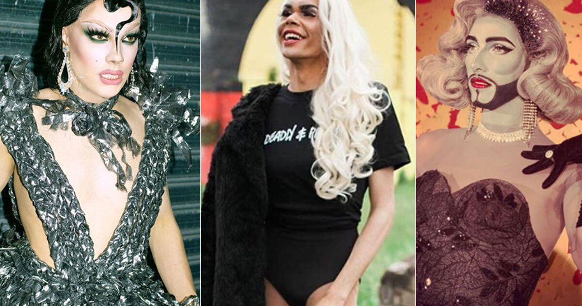 A Dream Of Christmas Cast.Rupaul S Drag Race Australia The Dream Cast Huffpost