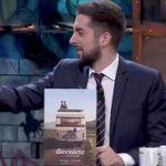 La confesión de Daniel Sánchez Arévalo sobre 'Hospital Central' que desarmó a Broncano en 'La