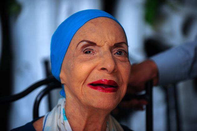 Πέθανε η θρυλική Κουβανή χορεύτρια και χορογράφος, Αλίσια Αλόνσο.