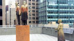 韓国系米国人らでつくる市民団体、ワシントンに少女像設置へ