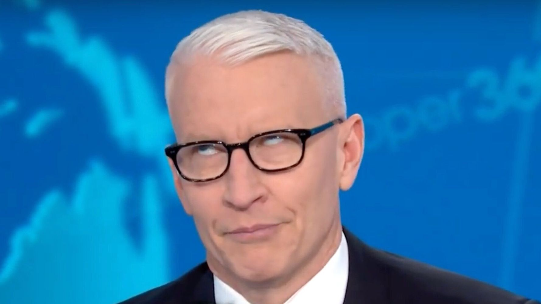 Westlake Legal Group 5da969372000008e115060b5 Anderson Cooper's Face Says It All As Trump Awards G-7 Meeting To His Own Resort