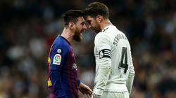 Le Clasico Barca-Real reporté à causes des troubles en