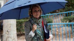 Esperanza Aguirre acude a declarar como imputada por la financiación ilegal del