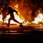 Vendredi explosif à Barcelone après quatre nuits de