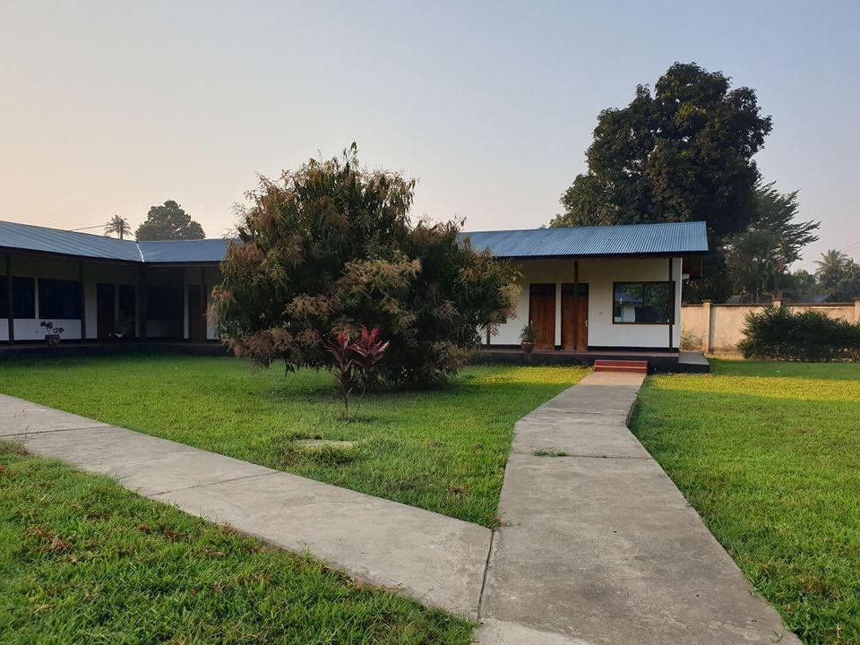 Το κέντρο εκπαίδευσης στην Ιφακάρα όπου διέμεναν τα μέλη της