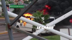 Un cartel sème le chaos au Mexique et libère le fils d'El