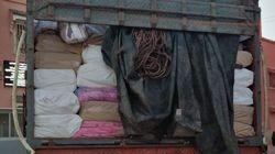 Près de deux tonnes de chira saisies à bord d'un camion à