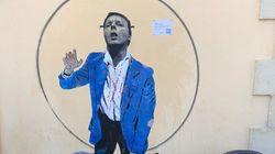 """Italia Viva diventa """"Italia Morta Vivente"""": il blitz di TvBoy alla"""