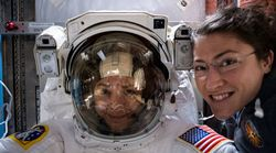 NASA Astronauts Make History In First Ever All-Female