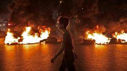Taxes et crise économique: manifestations contre le pouvoir au
