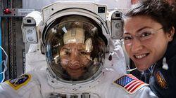 Llega el primer paseo espacial exclusivamente femenino de la