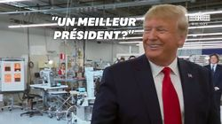 Trump croit savoir pourquoi les US ont un taux de chômage plus bas qu'en