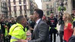 Álvarez de Toledo, tras enfrentarse a los manifestantes: