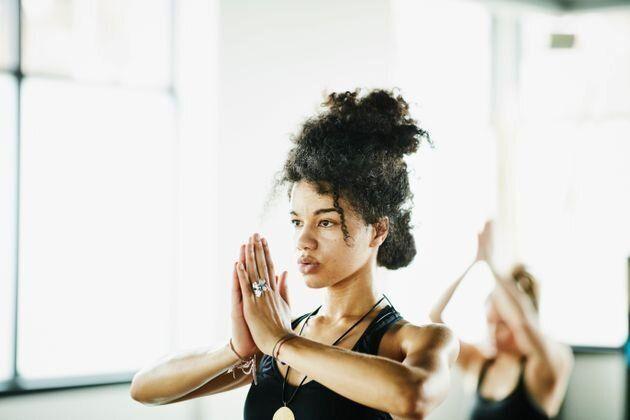 """Dès que vous commencez à ressentir ce malaise, allez faire une promenade, courir ou faire du yoga """"pour évacuer une partie de cette énergie négative"""""""