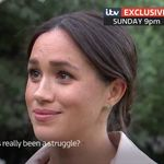 No, I'm Not OK, Says Emotional Meghan Markle In