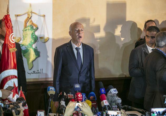Après les attaques visant les journalistes: Kais Saied appelle au