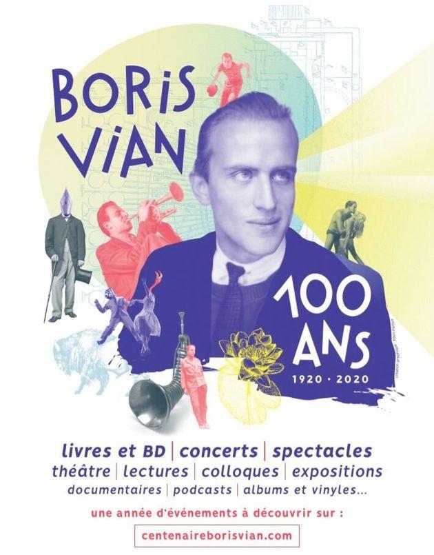 100 ans de Boris