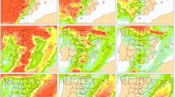 Llega una nueva DANA: estas son las zonas amenazadas con lluvias