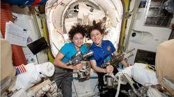 ΗΠΑ: Το πρώτο αμιγώς γυναικείο πλήρωμα της NASA περπάτησε στο