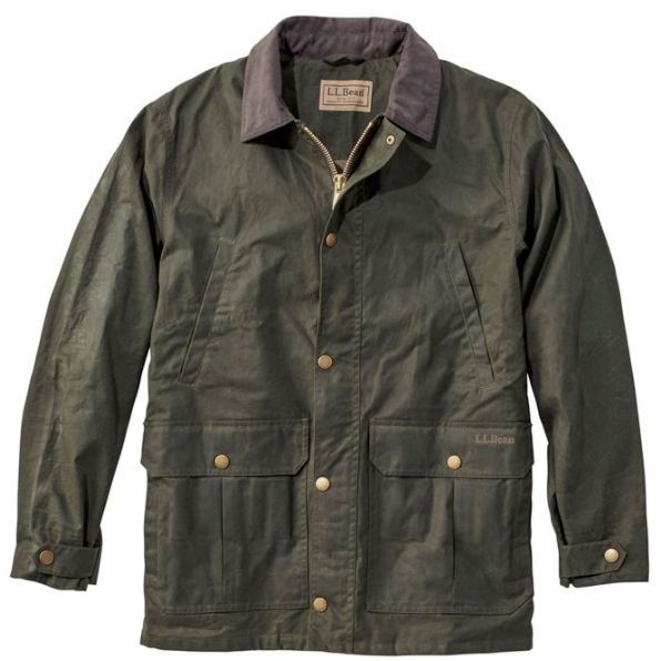 "<a href=""https://www.llbean.com/llb/shop/122739?page=double-l-waxed-cotton-upland-coat&amp;bc=&amp;feat=waxed-SR0&amp;csp=a&amp;searchTerm=waxed"" target=""_blank"" rel=""noopener noreferrer"">L.L. Bean,&nbsp;Double L Waxed-Cotton Upland Coat, $249</a>"