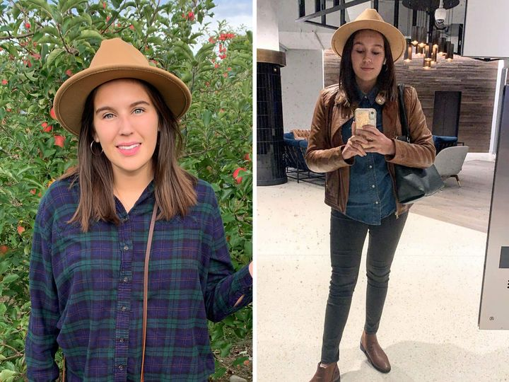 This $16 Amazon hat has become my go-to for all outdoor fall festivities — apple picking, foliage hikes and beer tastings.