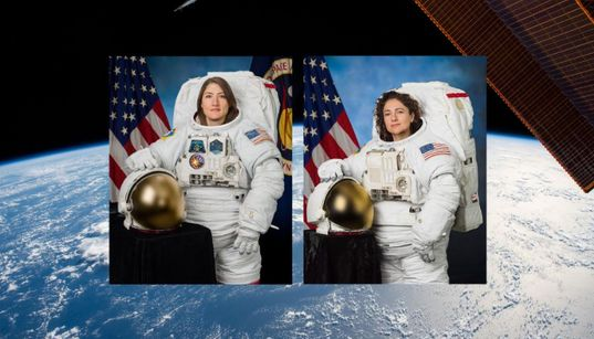 La Nasa commence la première sortie dans l'espace entièrement