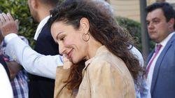 La comentadísima foto de Telma Ortiz, hermana de Letizia, en los Premios Princesa de