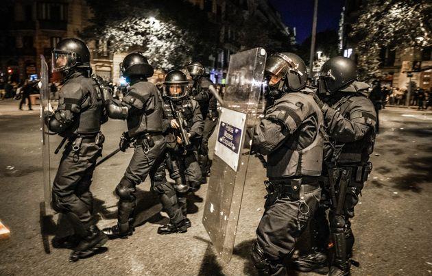 Amnistía Internacional denuncia el uso excesivo de la fuerza antidisturbios en