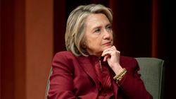 Hillary Clinton s'en prend à une candidate démocrate,