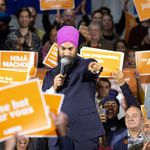 Liberal Minority Would Test Singh's Commitment To Electoral