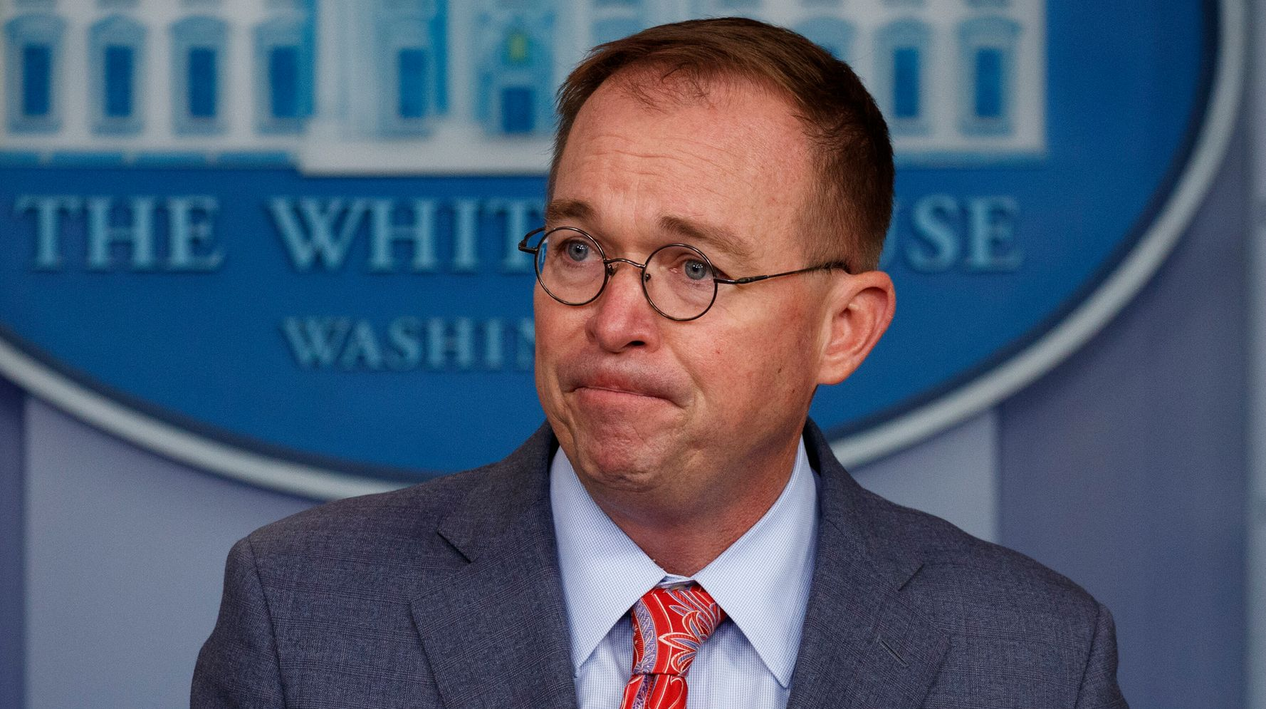 Westlake Legal Group 5daa00e1210000c11534a664 Mulvaney's Ukraine Confession Upends Impeachment Strategy, Rattles Allies