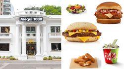 'Méqui 1000' terá menu especial com pão de queijo burger, McPolpetone e onion