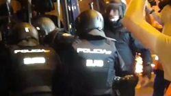 Un Policía, en estado grave tras los disturbios en